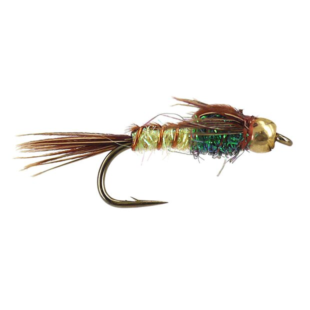 Kyles BH Superflash Pheasant Tail - Ye